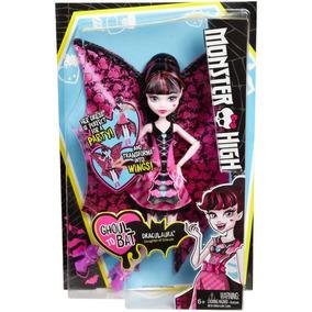 Monster High Transformacion Vampirastica
