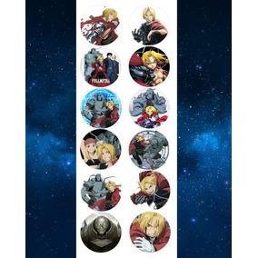 Cartelas De Adesivos Animes Naruto Death Note Fullmetal