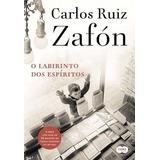 Livro O Labirinto Dos Espíritos De Carlos Ruiz Zafón Digital
