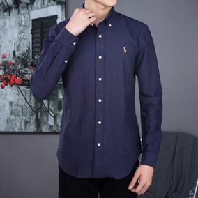 Camisa Social Polo Ralph Lauren Masculina Diversas Cores