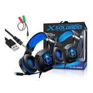 Headset Gamer Scorpion Rgb P2 + Usb Promoção