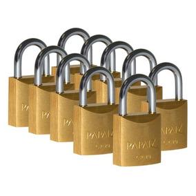 dd7a1f5e4c0c1 Kit 15 Cadeados 20mm Papaiz - Segurança para Casa no Mercado Livre ...