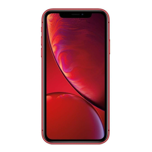 Apple iPhone XR Dual SIM  64 GB PRODUCT(RED)