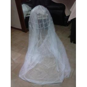 Mosquitero Color Blanco Nuevo (cama Cuna)