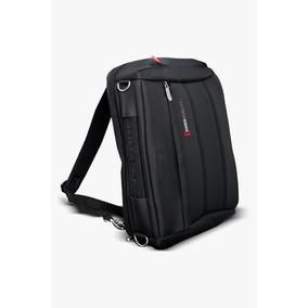 Mochila Maletin Backpack Swiss Mobility Para Laptops 15.6