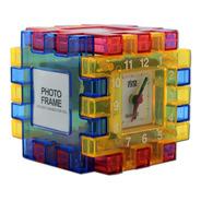 Foto Cubo Relógio Porta Retrato Super Promoção