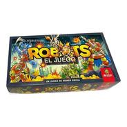 Robots El Juego De Mesa Maldon Scarlet Kids