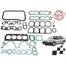 Kit Jogo Junta Motor Fiat Tempra 2.0 8 Válvulas Carburado