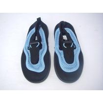Zapatos De Agua Body Glove Mod. Riptide Num. 12 Ameri. Niño