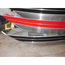Barco Tucunare 600 Novo De Aluminio 12x No Cartao