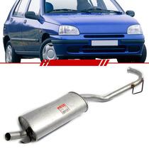 Conjunto Traseiro Renault Clio De 98 97 96 95 1.6 Silencioso