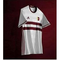 Camiseta Futbol Niños Entrenamiento Vinotinto Venezuela 2016