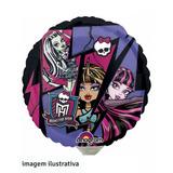 Balão Metalizado Monster High - Decoração- Regina Festas