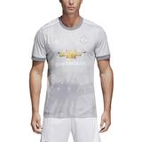 Camiseta De adidas Manchester United 3 Hombre Gr/go