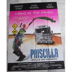 Priscilla Terence Stamp G.pearce Drag Cartaz Original Cinema
