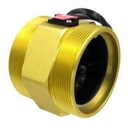 Sensor Flujo Caudalímetro  20-500 L/min 3puLG  Dn80 Aluminio