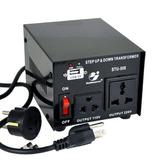 Convertidor Voltaje: Ac 110v / 220v , Stu-500,goldsource,ne
