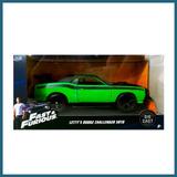 Challenger Lettys Dodge Srt8 Fast&furious Rapido Y Furioso