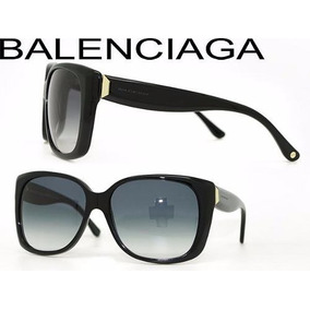 64cc36a52ca0b Óculos Balenciaga Ba0008 Sunglasses Color 41f - Óculos no Mercado ...