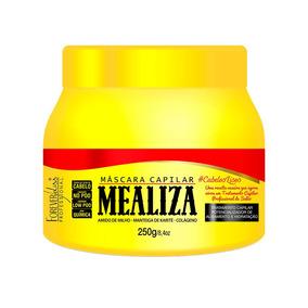 Mascara 250g Mealiza Reducao Volume Forever Liss Hidratacao