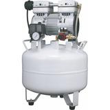 Compresor Aire Odontologico 1hp Sin Aceite Silencioso Alta R