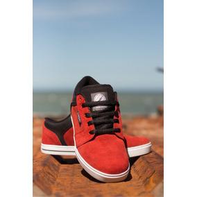 Zapatillas Casbah Shoes, Cuero-caucho-cosidas