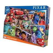 Puzzle 500 Piezas Disney Pixar Rompecabezas Juego De Mesa