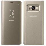 Clear View Stanting Cover Samsung Galaxy S8+ Dorado Original
