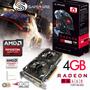Placa Video Sapphire Radeon Amd Rx 460 4gb Ddr5 + Juego !