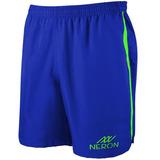 Promo 2 Shorts Entrenamiento Neron C/ Bolsillos Padel Envio!