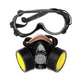 Mascara Con 2 Filtros Protector + Antiparras Oferta! Almagro