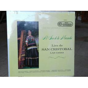 $ Lp Lira De San Cristobal De Las Casas- Sellado- Al Son De