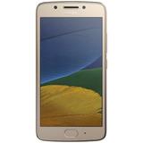 Celular Motorola Moto G5 Xt1670 Oro - Sensei