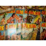 Revista, Comic, Historieta Aguila Solitaria