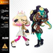 [ Figma Pearl & Marina ] Splatoon 2 Hook Disponible   Tracia