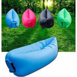 Sillon Inflable Sofa Lazy Bag Colchoneta Playa Oferta Lay