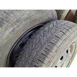 Neumáticos Y Llantas, 4x100, Excelente Estado Poco Uso