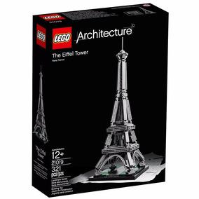 Lego Arquitectura Torre Eifel Modelo 21019 Envio Gratis