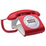 Telefono Estilo Retro Manos Libres Identif Llamadas Colores
