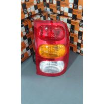 Lanterna Traseira Tricolor Mahindra Pick-up Original Ld