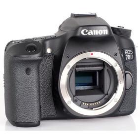 Câmera Canon Eos 70d Corpo Pronto Entrega