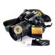 Control Remoto  Mll3 Para Cámaras Nikon D5500 7200 + Funda