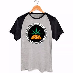 Camisa Camiseta Pineapple Rap Promoção Unissex Abacaxi Pnpl