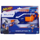 Pistola Nerf N - Strike Elite Disruptor Con 6 Dardos