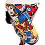 Calça Legging Estampada Hq Comics Quadrinhos Super Heróis