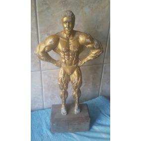 Troféu Antigo De Fisiculturismo