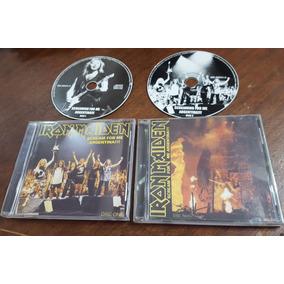 Iron Maiden - Scream For Me Argentina 2001 2cd Judas Priest