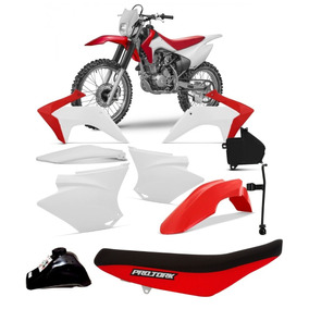Kit Crf 230 2015 Completo Plástico Tanque Banco Pro Tork