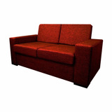 Sillon De 2 Cuerpos Color Living Eclipse 84-389