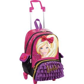 Mochilete Media Barbie 16z Sestini